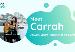 Meet Carrah: TalentVine January 2020's Recruiter of the Month