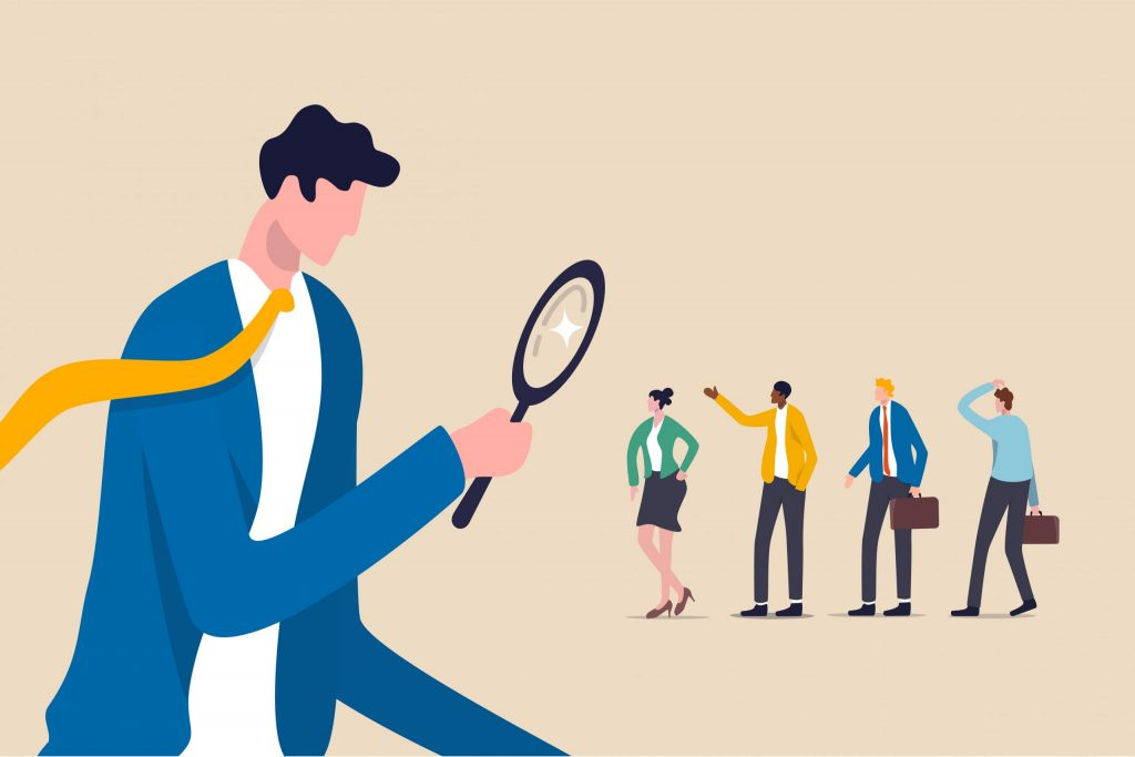 Find the right recruiter for the job